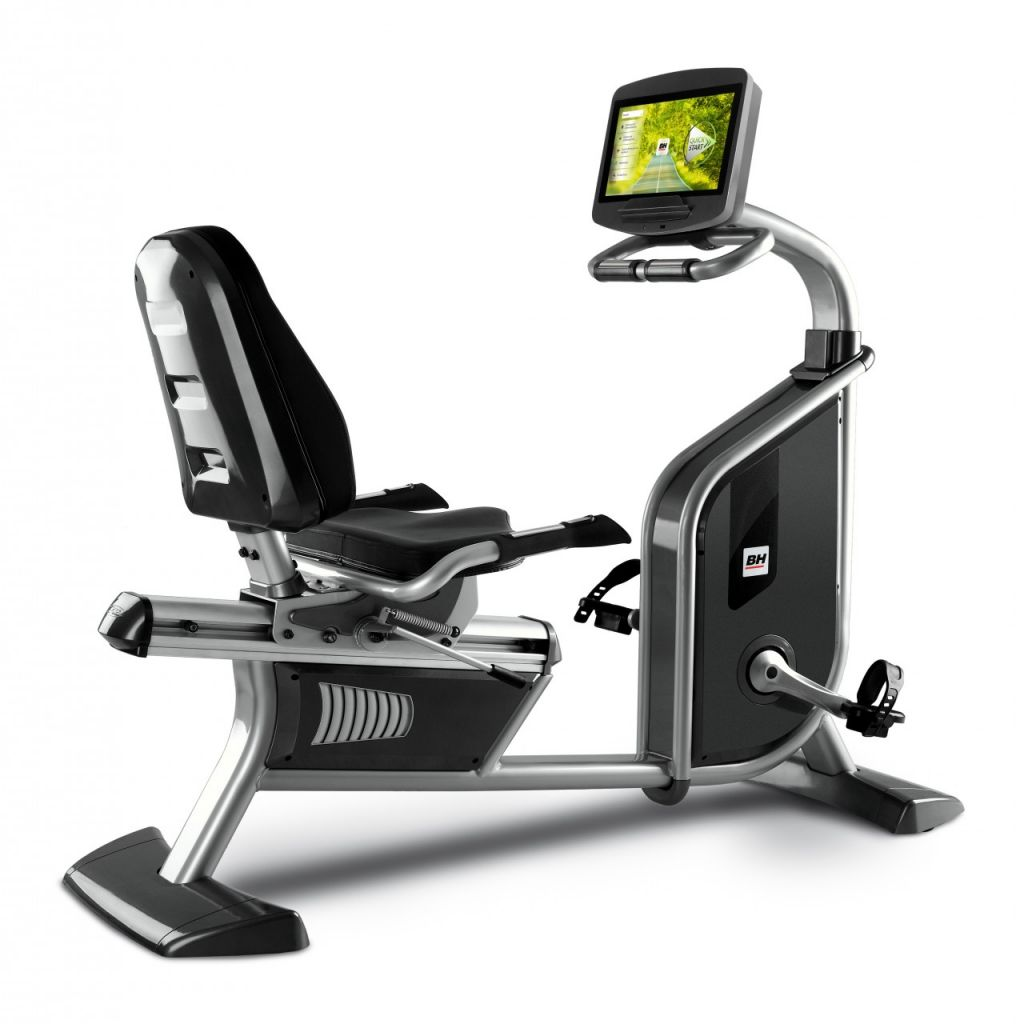 SK8950 Smart Focus 16 Recumbent Bike Open Frame